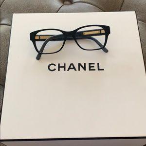 Chanel denim collection ..glasses for prescription